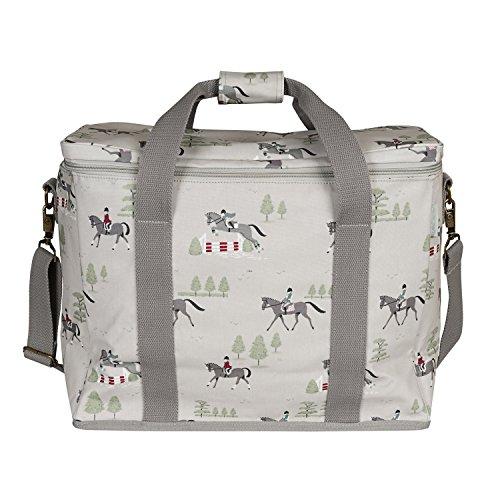 Sophie Allport Picnic borsa termica, motivo: cavalli