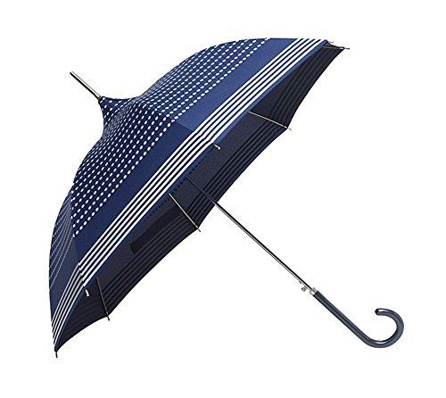 Le Monde du Parapluie Paragua clásico, azul (Azul) - MMUM520018BLEU Le Monde du Parapluie