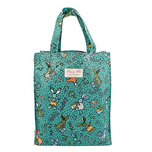 29ea11908a La Haute Sacs de shopping imperméable imprimés tendance, sacs à main en  toile cirée,