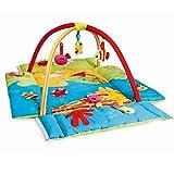 Erlebnisdecke Spielmatte Krabbeldecke 3 in 1 Colourful Ocean