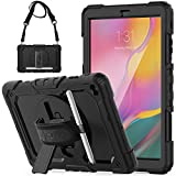 SEYMAC Galaxy Tab A 10.1 2019 SM-T510/T515 Case Heavy Duty