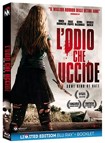 L' Odio Che Uccide - Some Kind Of Hate (Ltd) (Blu-Ray+Booklet)