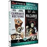 Doble Sesión William Castle: Caminante Nocturno + Macabro (The Night Walker + Macabre) V.O.S.