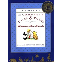 [(The Complete Tales and Poems of Winnie-The-Pooh/Wtp )] [Author: A A Milne] [Oct-2001]