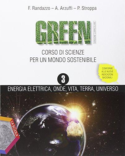 Green. Ediz. plus. Per la Scuola media. Con DVD. Con e-book. Con espansione online: 3