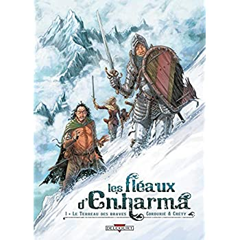 Les fléaux d'Enharma, Tome 1 : Le terreau des braves