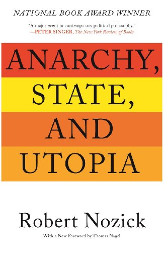 Anarchy, State, and Utopia (English Edition) por Robert Nozick