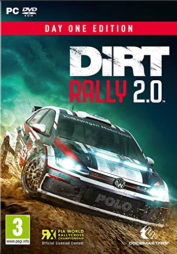 DiRT Rally 2.0 : Day One Edition |