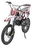 Kinder Jugend Crossbike Enduro Motocrossbike 125cc 4Takt Motocross Motorrad Cross