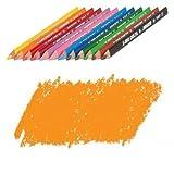 Jolly X-BIG Delta Farbstifte, in Schachtel, orange (12 Stück)