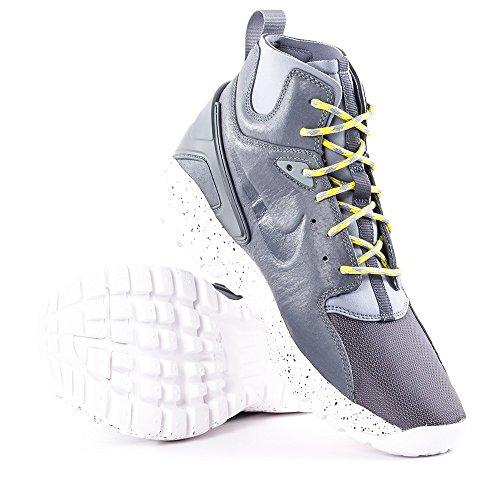 ... Nike Mobb Ultra Mid, Baskets hautes homme Gris (gris foncé / gris foncé  ...