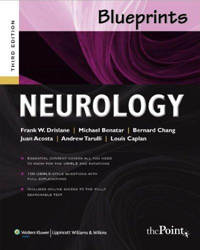 Blueprints Neurology (Blueprints Series) by Frank W. Drislane MD (2009-01-07)
