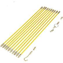 Acogedor Varillas de Fibra de Vidrio No Conductor, Cable de Alambre Corriente de La Fibra