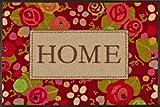 wash + dry 052234 Fußmatte Rose Cottage 50 x 75 cm