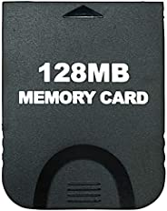 Detroit Packing Co. Memory Card, Compatible with Nintendo Wii & Nintendo Gamecube - NGC GC, 128MB (2,048 B