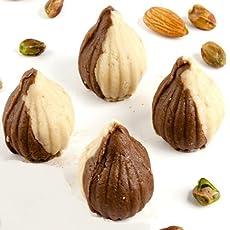 Ghasitaram Gifts Sweets Ganesha Chaturthi Gifts Modaks Chocolate Twin Mawa Modaks 800 gms
