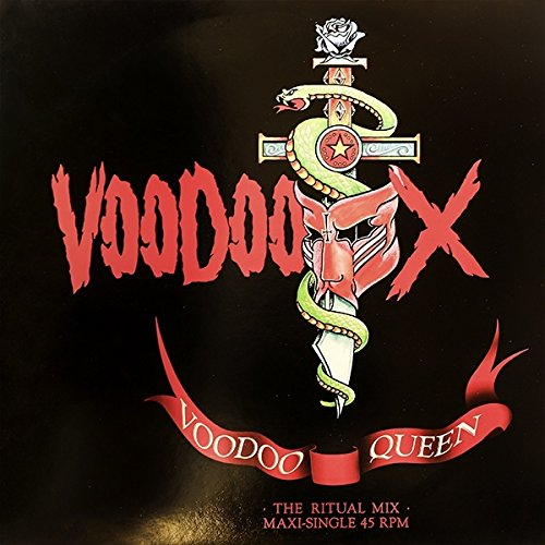 Voodoo queen / Vinyl Maxi Single [Vinyl 12'']