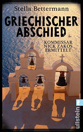 Buchseite und Rezensionen zu 'Griechischer Abschied' von Stella Bettermann