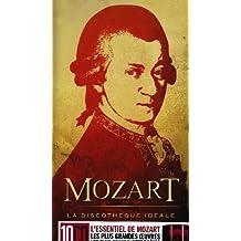 Mozart : La Discothèque Idéale (Coffret 10 CD)