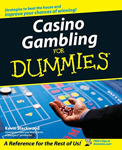 Casino Gambling For Dummies (For Dummies Series) -