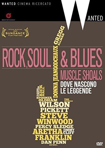 Rock, Soul & Blues - Dove Nascono Le Leggende (DVD)