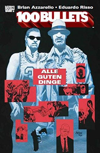 100 Bullets, Bd. 3: Alle guten Dinge - 100 Novel Bullets-graphic