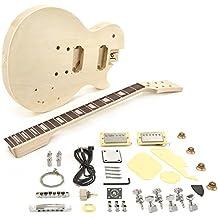 Kit de Bricolaje de Guitarra Eléctrica New Jersey