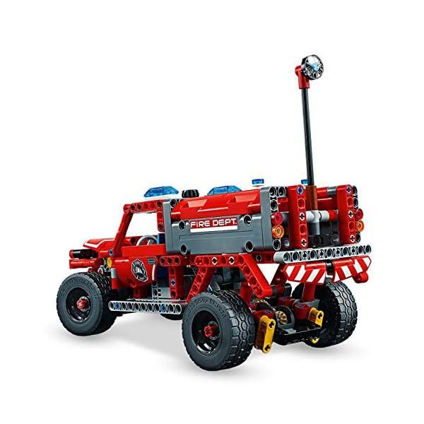 LEGO- Technic Unità di Primo Soccorso, Multicolore, 42075 5 spesavip