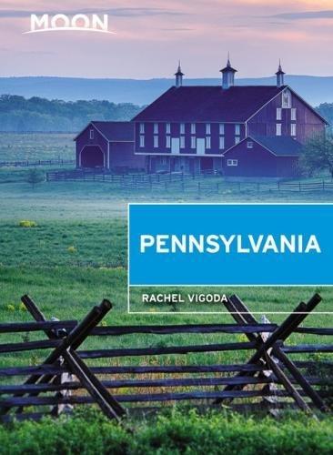 Moon Pennsylvania (Travel Guide)