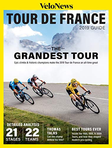 VeloNews 2019 Tour de France Guide: The Contenders, Geraint Thomas, The Tour's Breakout Years, and Detailed Analysis of 21 Stages and 22 Teams (English Edition) Shop-kittel