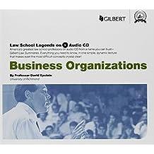 Law School Legends Audio on Business Organizations