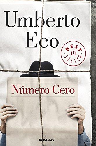 Número Cero (BEST SELLER) por Umberto Eco