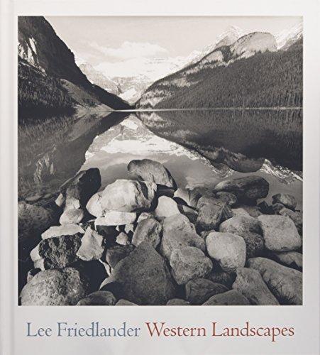 Western Landscapes por Lee Friedlander