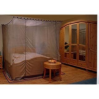 Kasten-Baldachin aus Aaronia-Shield (für Doppelbett), Abschirmleistung: 50dB, Schutz vor