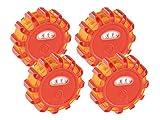Lescars Warnlicht: Rundum-Warnblinkleuchte mit Roten &...