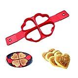 New Silikon Egg Ring Form Herz Pancake Form Pancake einfach sowie Schnell Breakfast Maker Küche Gadget