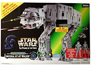 Electronic Imperial AT-AT Walker mit Commander und AT-AT Driver - Star Wars: The Power of the Force