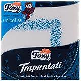 Foxy–Serviettes Grand tavola trapuntata–[Pack de 6]