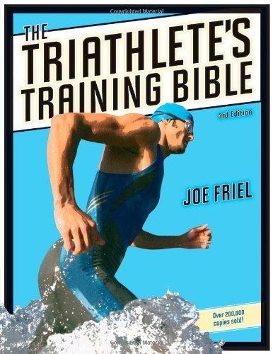The Triathlete's Training Bible by Friel, Joe (2009) Paperback