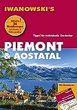 Piemont & Aostatal - Reisef?hrer von Iwanowski