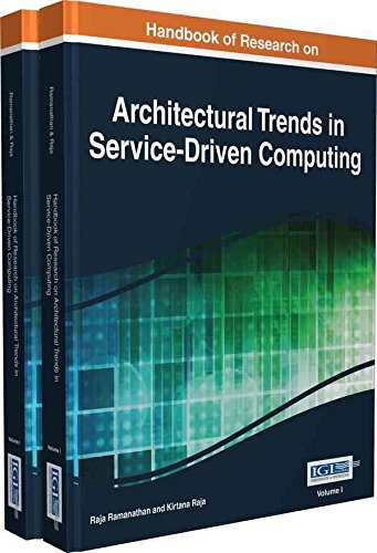 [(Handbook of Research on Architectural Trends in Service-Driven Computing)] [By (author) Raja Ramanathan ] published on (June, 2014)