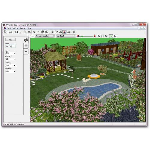 3D Garten 11 [Download] Test