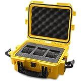 Invicta Impact Case 3-Slots - Hartschalen Uhren Koffer für 3 Uhren - sichere Aufbewahrung