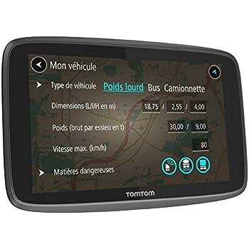 on sale Navigateur DBPOWER-772 GPS 7 pouces eu 2017 poids lourds camion version HD