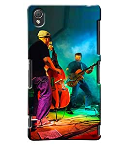 Expert Deal Best Quality 3D Printed Hard Designer Back Cover For Sony Xperia Z3