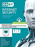 #5: Eset Internet Security - 1 User, 1 Year (Email Delivery in 2 hours- No CD)