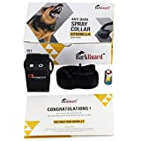 Barkguard BT-88C Citronella Automatic Anti Bark Spray Stop Barking Dog Training Collar