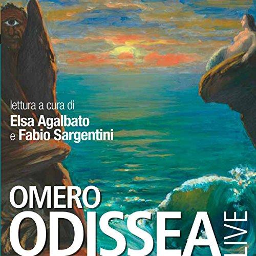 Odissea Live  Audiolibri