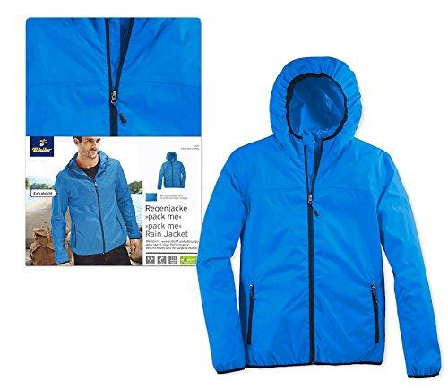 tcm-tchibo-pioggia-giacca-uomo-pack-me-antivento-impermeabile-unisex-blu-blau-l