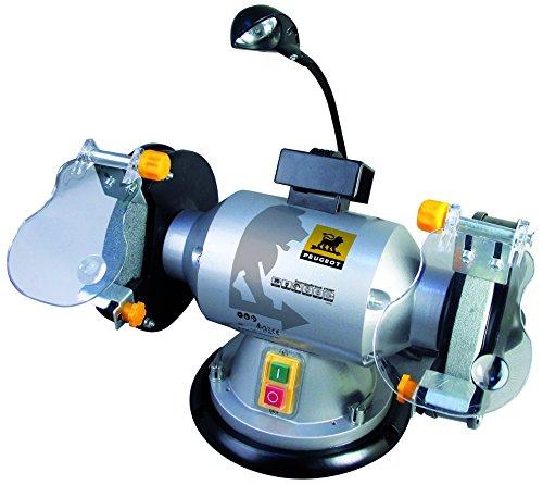 ENERGYGrind 150 P Schleifbock, 150 mm 350 W, Schleifsteine 150mm